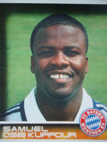 Panini 335 BL Fussball 2001 Samuel Osei Kuffour Bayern München