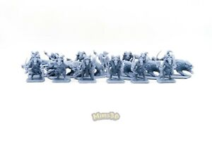 Mound of the Beastmen - Heroquest - Minis3D by Dranac73