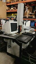 Microvu Cmm Coordinate Measuring Machineas Described As Availableas Isparts