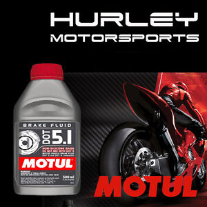 Dot 5 1 Brake Fluid >> Motul Dot 5 1 Brake Fluid 1 2 Liter Qty 12 100951 Ebay