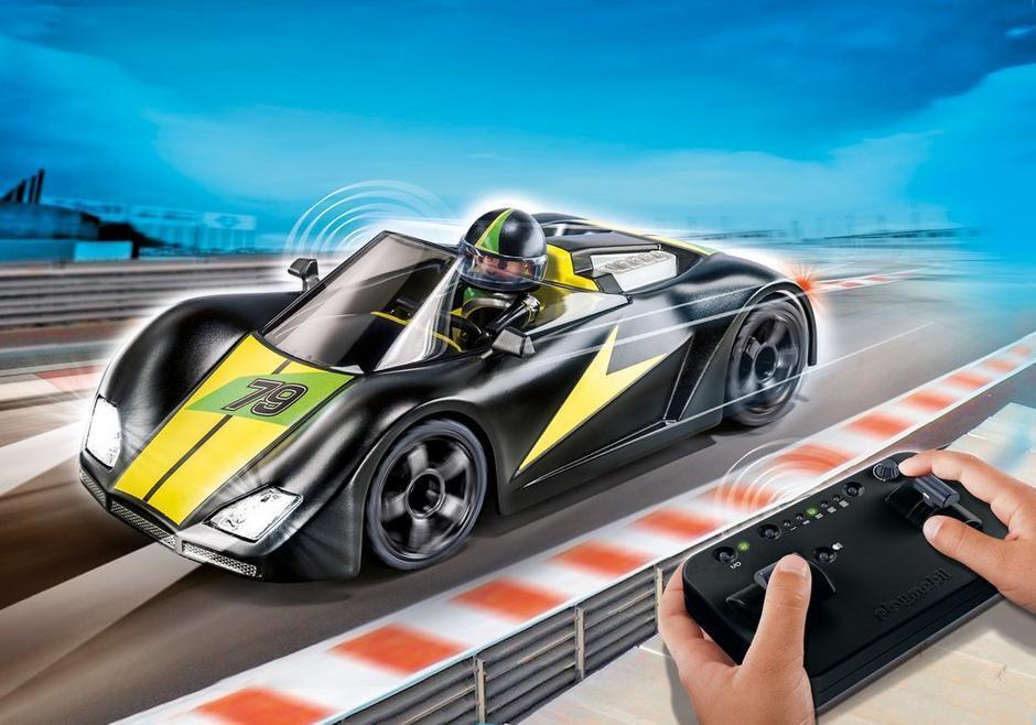 Playmobil 9089 - Rc Turbo Air Racer - Neu