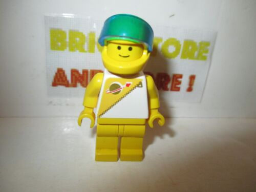 Futuron Lego Yellow sp016 Space Minifigures