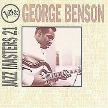 Verve Jazz Masters 21 von George Benson | CD | Zustand gut