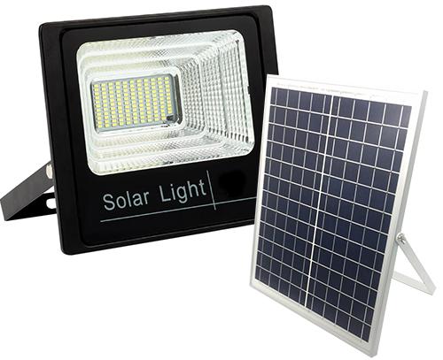 Rother 100w Solar Betrieben LED Flutlicht IP65 6500k Tageslicht Cool Weiß