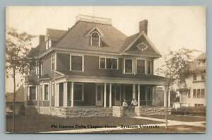 Phi Gamma Delta fraternity house, University of Michigan