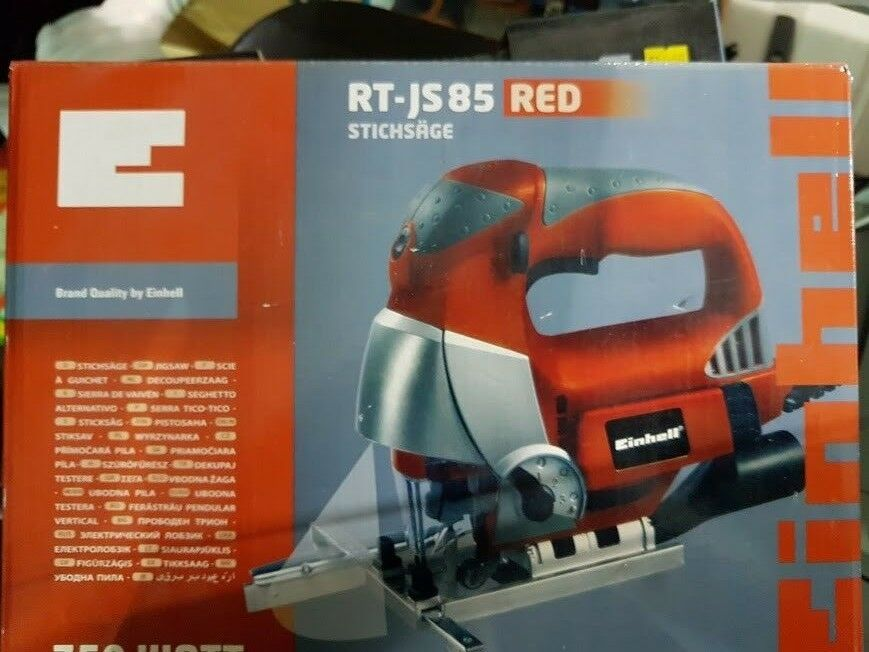 Einhell Power Saw 750 Watt