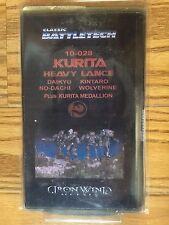Classic Battletech Kurita Heavy Lance NISB