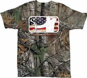 4f0321ef9 Major League Bowhunter Men s Realtree Camo Bow Hunting T-Shirt ...