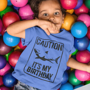 Shark Toddler T-Shirt Fun Gift Idea