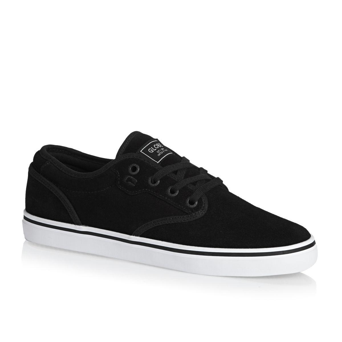 Zapatos zapatos Globe Suede Modello Motley Colore Negro Suede Globe N° 42.5 US hombre 9.5 cm 27.5 08ec0d