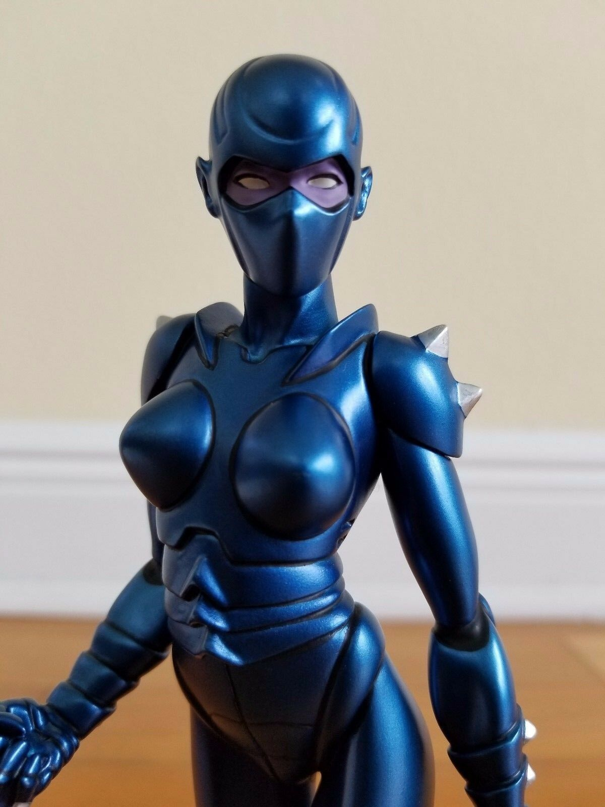 Cobra the Space Pirate Lady Armaroid Statue by Karisma Toys