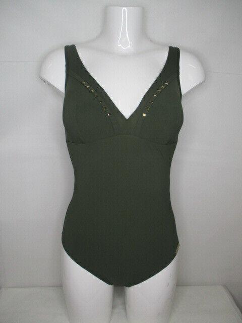 Lise Charmel aba6913 eclat elégance 4116 caqui traje  de baño tamaño 75d (ge)  marcas en línea venta barata