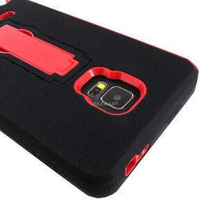 For-Samsung-Galaxy-Phone-Shockproof-Rugged-Impact-Hybrid-Armor-Stand-Case-Cover