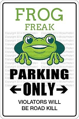 """Metal Sign Mud Bogger Parking Only 8"""" x 12"""" Aluminum S346"""