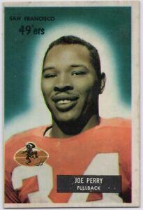1955-Bowman-44-Joe-Perry-EX-San-Francisco-49ers-FREE-SHIPPING