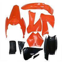 For Ktm 85 Sx 85sx Sx85 2005 2006 2007 2008 2009 Orang Plastic Kit Plastics