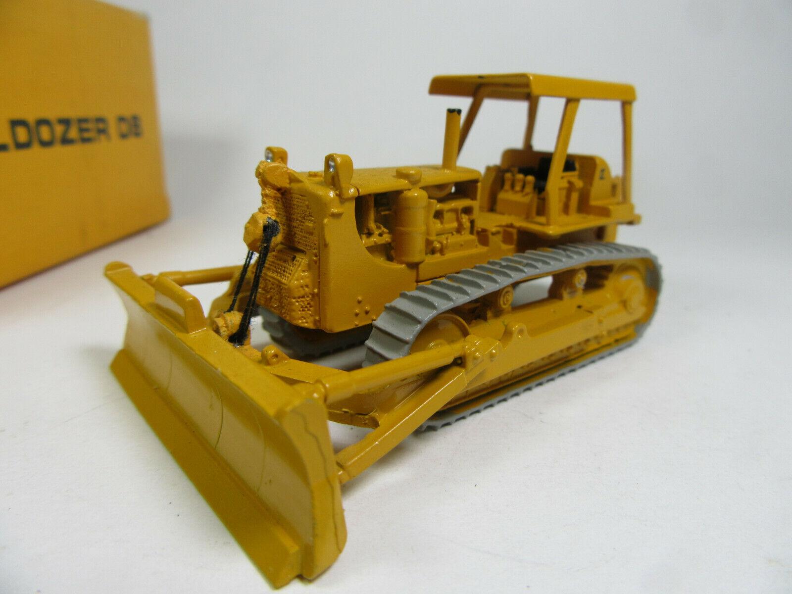 Overland Models OMI USA Caterpillar Bulldozer D8 Brass Model