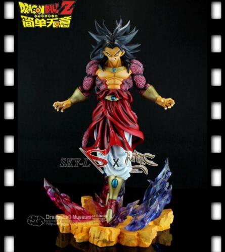 MRC /& Sky Dragonball AF SSJ4 Broly Saiyan Broli Resin Statue Figure Dragonball Z