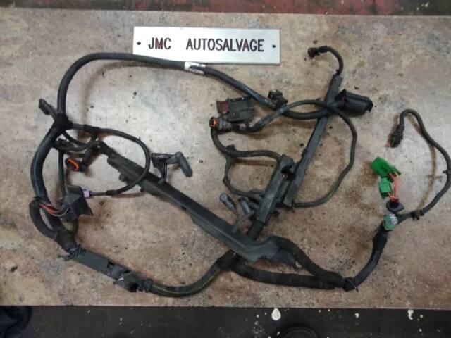 Vauxhall Astra Wiring Harness : Vauxhall astra g mk dti engine wiring loom harness