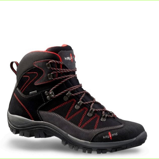 KAYLAND ASCENT K BLACK RED-40
