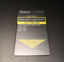 ROLAND R8 Cartridge Card Jazz Brush