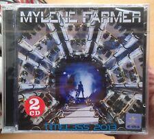 MYLENE FARMER - TIMELESS 2013 - CD IMPORT RUSSIE RUSSE