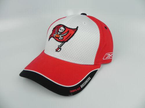 ... Tampa Bay Buccaneers Nfl Vintage Reebok Sideline Deep Slant Cap Hat Nwt! 42701cd12