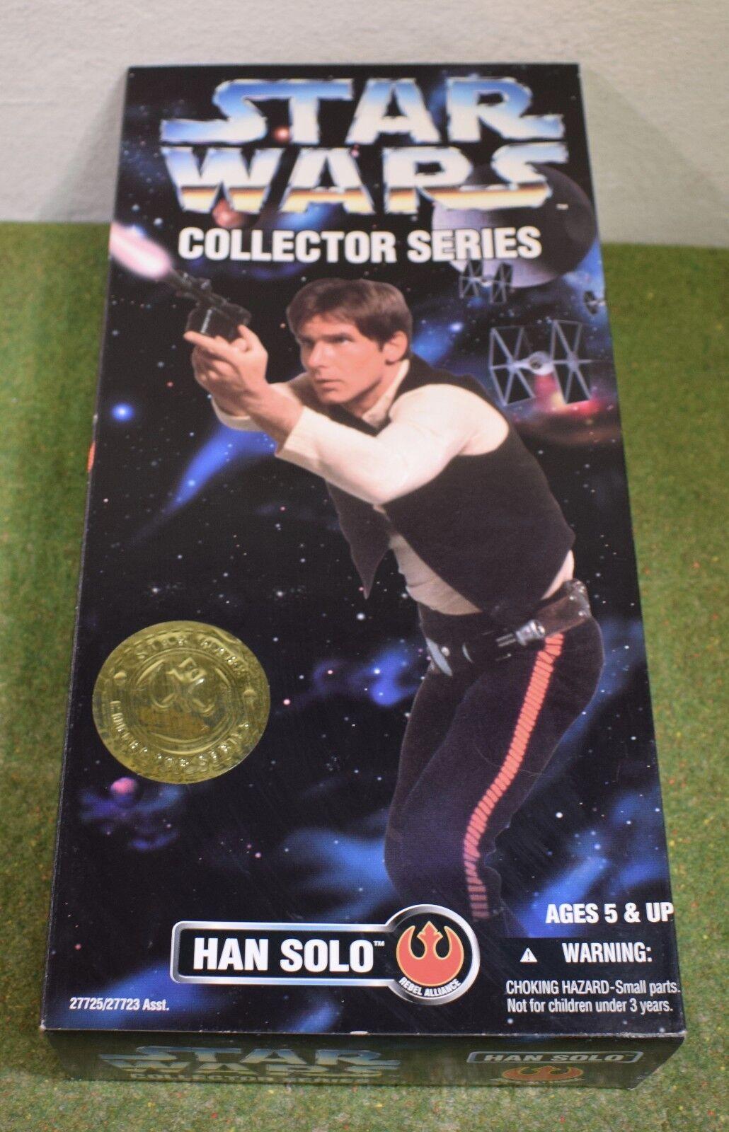 STAR Wars da collezione serie 12  HAN SOLO UNA NUOVA SPERANZA