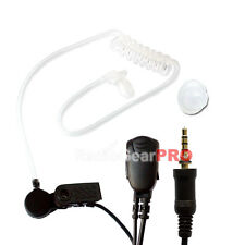 Acoustic Tube earpiece mic Yaesu FT-270R 277R 252 257 170 177 VX-7R 6R radio