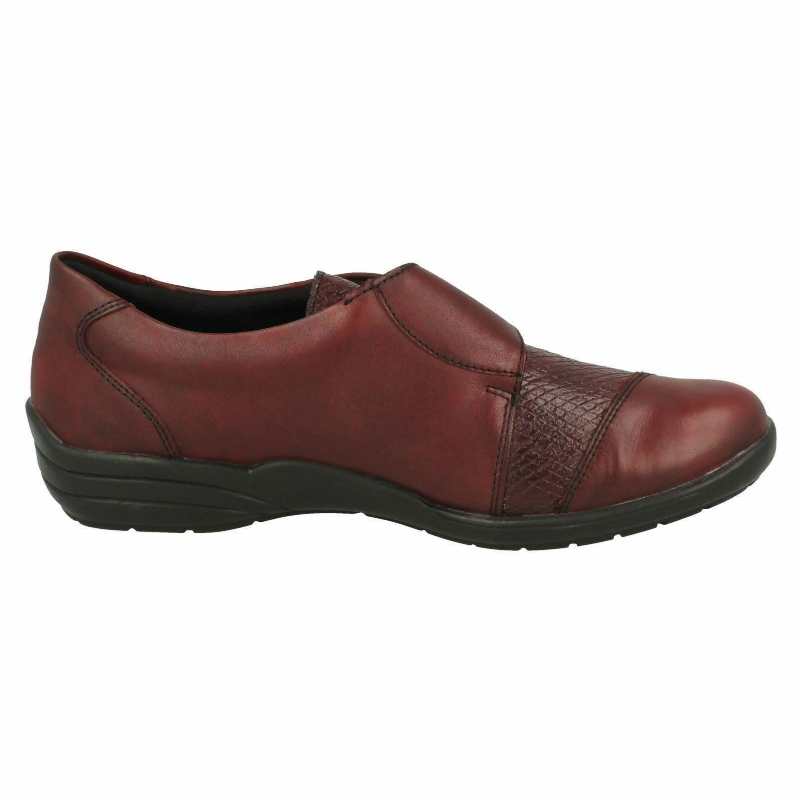 women Remonte R7628 pelle Rossa shoes shoes shoes Basse Casual 0ae409