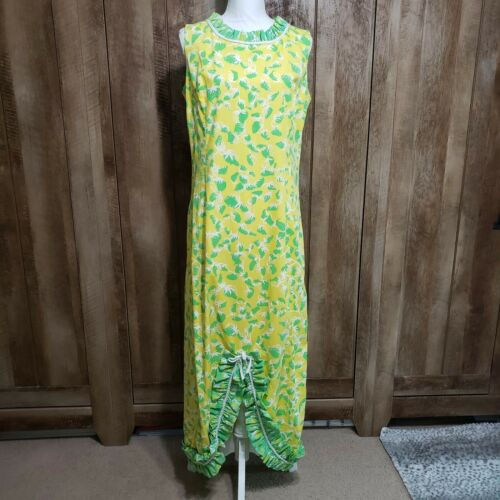 Shifts Internationale of Miami Vintage 60s Yellow