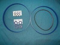 Rebuild Kit For Sears Craftsman 119.224000 Band Saw - Tires,drive Belt,bearings