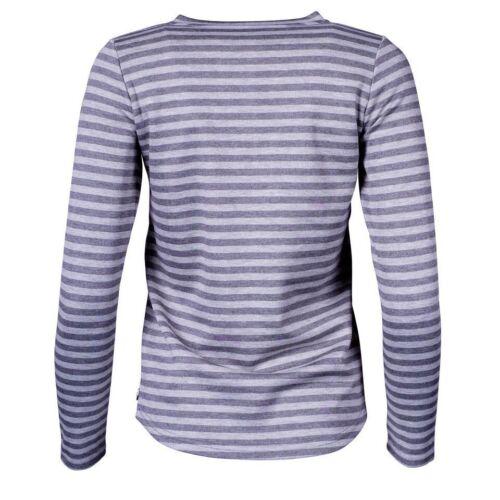Rupert /& Buckley Long Sleeve Yenston Henley T Shirt 6-14 BNWT £33.94 Grey Stripe