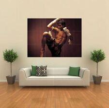 ONG BAK MUAY THAI WARRIOR NEW GIANT ART PRINT POSTER PICTURE WALL X1387