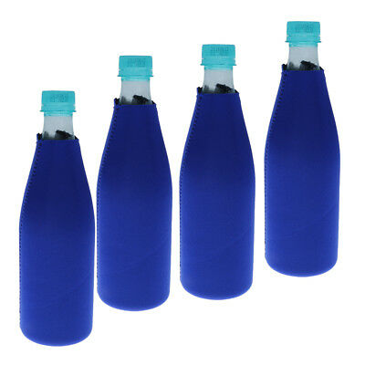 2Pcs//Set 330ml Beer Can Cooler Sleeve Beverage Water Bottle Holder Insulator