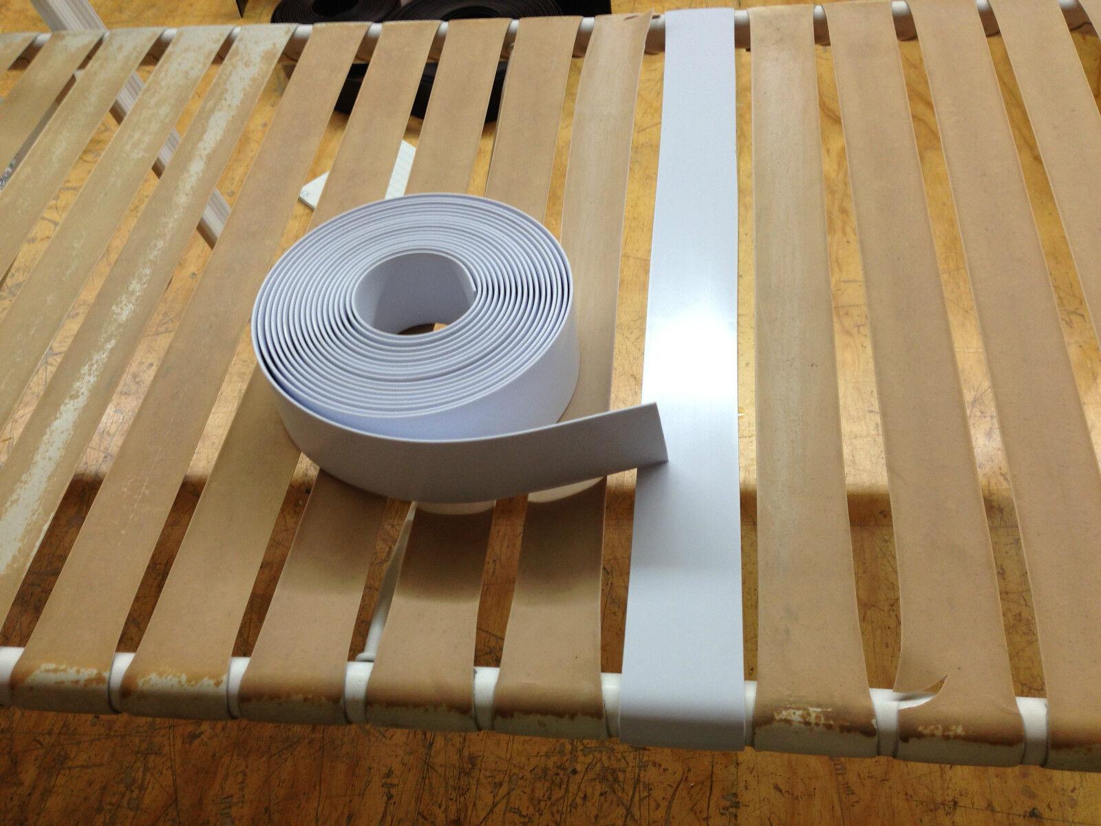 "1.5/"" 20/'  Vinyl Strapping Patio Furniture Repair Leisure Brown #231 2//10/'"