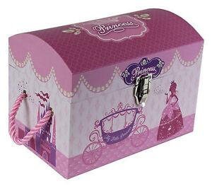 Lovely Image Is Loading Kids Girls Princess Storage Children 039 S Room
