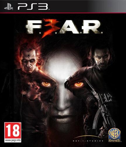 F.E.A.R. Fear 3 PS3 Playstation 3 IT IMPORT WARNER BROS