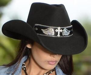 NEW Montecarlo Bullhide STATE OF GRACE Premium Wool Western Cowboy ... cc647ae68ab7
