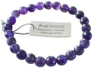 Bracelet-Amethyste-Perles-facettees-8-mm
