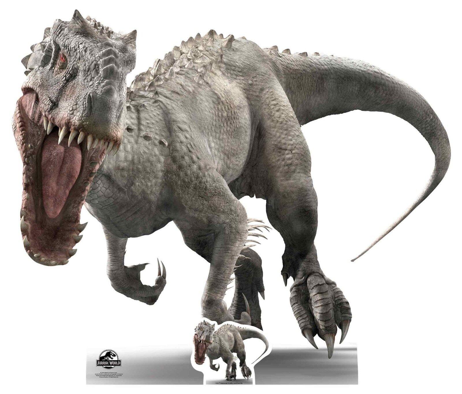 Indominus Rex Roar Style Official Jurassic World LifeGröße Cardboard Cutout