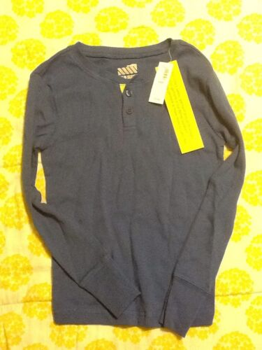 NWT Old Navy Royal Blue Long Sleeve Sleep Shirt Boys Medium 8 $12.94 NEW