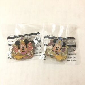 Tokyo-Disney-Sea-Aladdin-Jewels-Mickey-Mouse-and-Minnie-Mouse-Lapel-Pin-NEW-2019