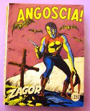 ZAGOR n.85 - ANGOSCIA! - giugno 1977