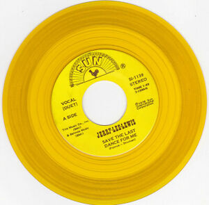"""JERRY LEE LEWIS - Save The Last Dance For Me  7"""" 45"""