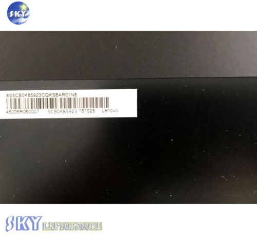 New Lenovo Ideapad 700-15ISK LCD Lid Back Cover Rear Top 8S5CB0K85923 US Seller