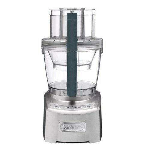 Food Processor 14 Cup 1300W Wide Mouth Stainless Steel Disc Blade Cuisinart New