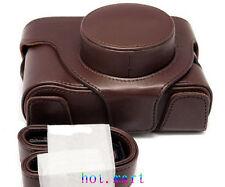 Leather Camera Case Bag Pouch for FUJI FUJIFILM Finepix LC-X100 X100S NEW CASE