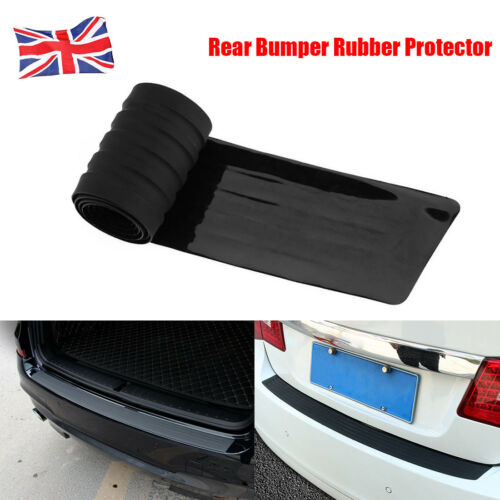For VW Benz Audi BMW Rear Bumper Rubber Protector Cover Strip Plate Guard 90cm