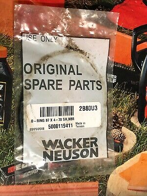 WACKER NEUSON RETAINING Ring 20 X 1.5 5000106481